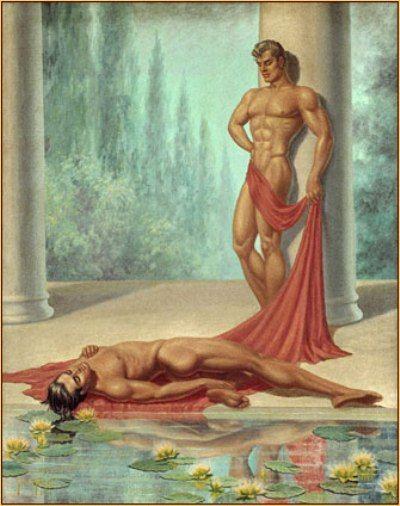 gay roman