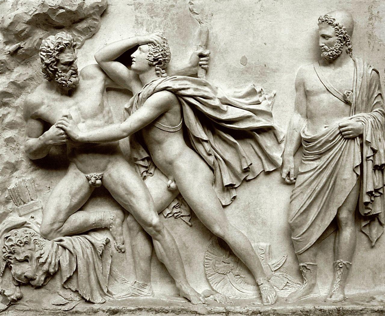 homo romeinen